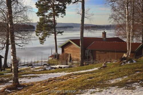 Ludvika Dalarna Spring lake