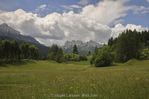 Cortina Dolomiterna Alperna Italien