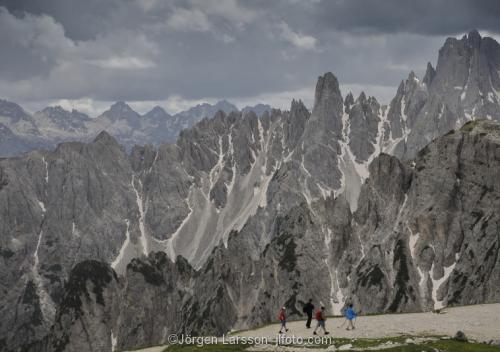 Dolomites Italy Passo Sella