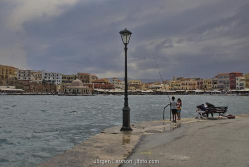 Chania Kreta Grekland