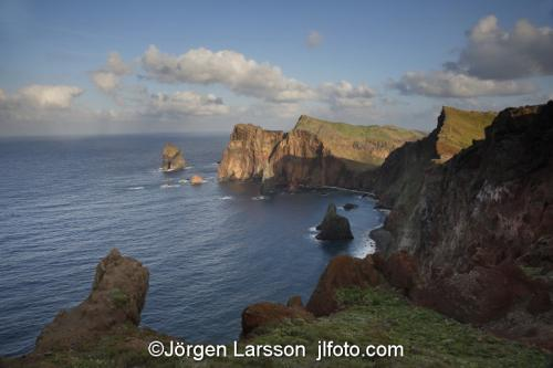 Madeira  Portugal  Ponta de Sao Lourenço  coast, kust