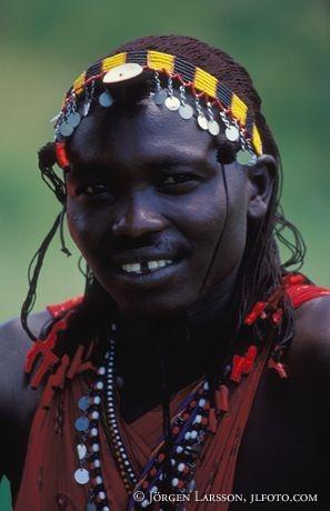 Masai, Kenya
