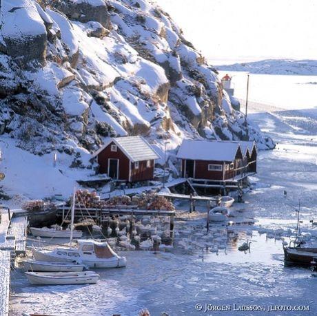 Havsstenssund Bohuslän Sverige