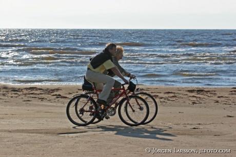 Cykling Mellbystrand Halland