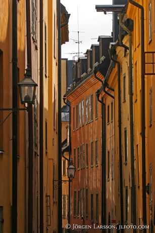 Prastgatan Gamla stan Stockholm