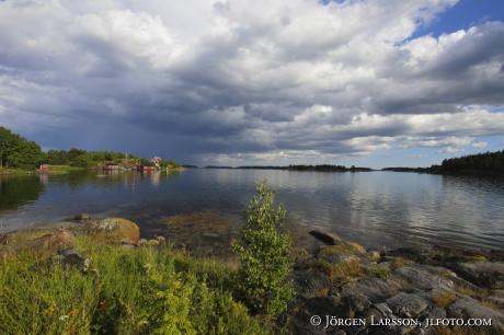 Stilla eftermiddag  Nävelsö