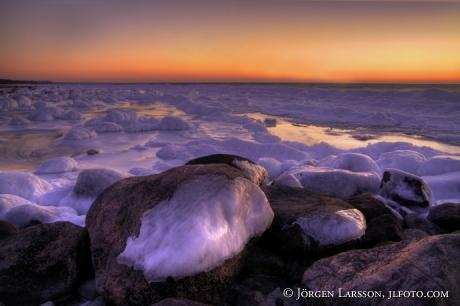 Ekstakusten Gotland Sverige