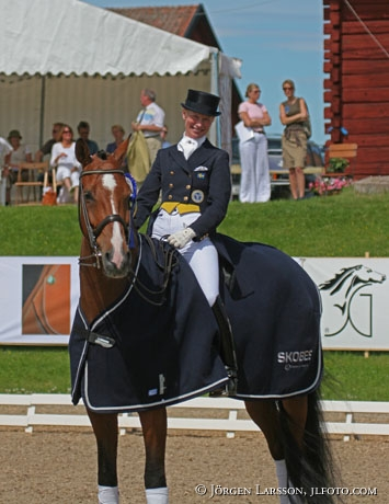 Louise Nathorst  Leonardo Dressyr SM Ericsberg 05