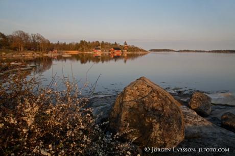 Nävelsö Tjusts skärgård Småland