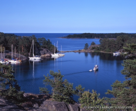 Sparo Tjust Smaland Sweden