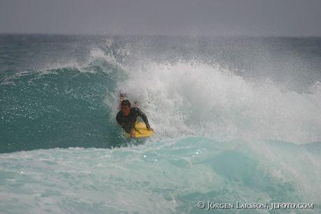 Surfing, Fuerteventura