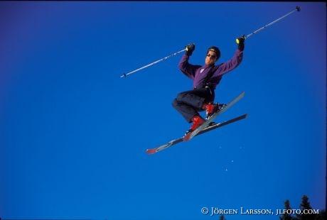 Skiing, Åre