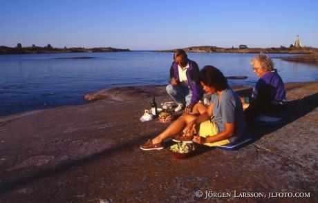 Picknick Smaland Sweden