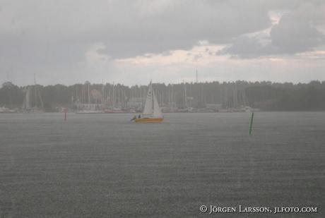 Rain Vastervik Smaland
