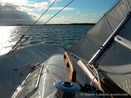 Sailing Smaland