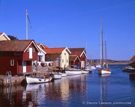 Smogen Bohuslan Sweden