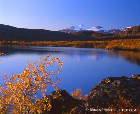 Vassijaure Lappland