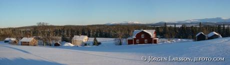 Houses Ann Jamtalnd sweden