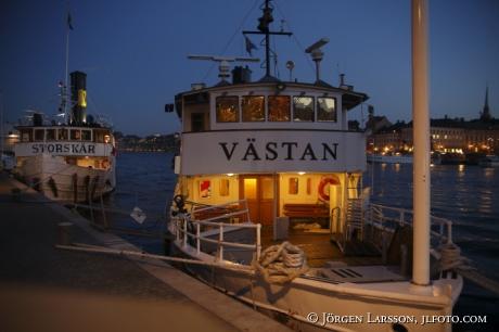 Waxholmsbåtar