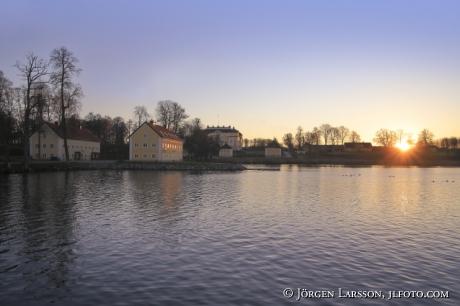 Ericsberg Castle  Sodermanland Sweden