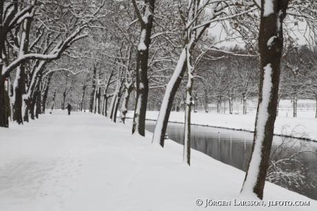 Djurgårdsbrunnskanalen Stockholm