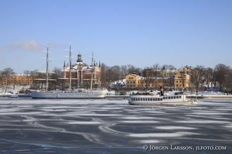 Stockholm ag Chapman