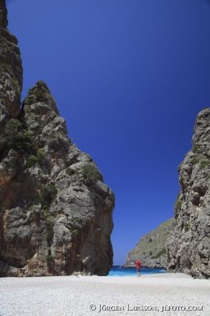 Sa Calobra Mallorca Spanien