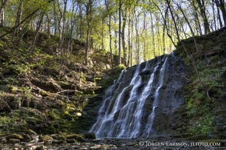 Silverfallet   Waterfall
