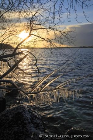 Lake Malaren Botkyrka Sodermanland Sweden