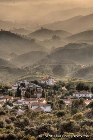 Mijas Andalusien Spanien