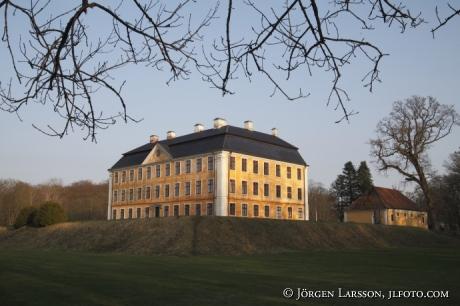 Castle  Kristinehov  Skane Sweden