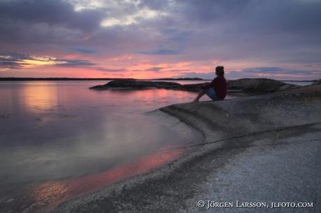 Klåvskär Misterhulss skärgård Sverige