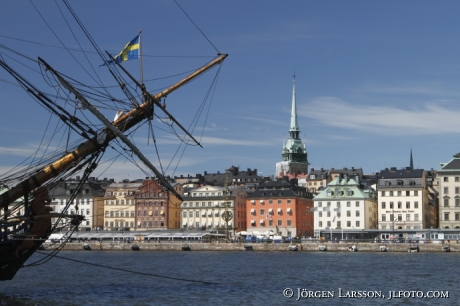Stockholm Ostindifarare på besök