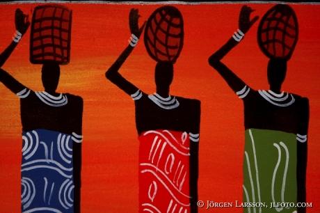 Konst Zansibar Tanzania