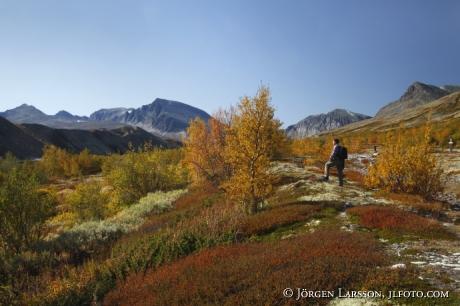 Rondane Dörålseter Vandrare Norge
