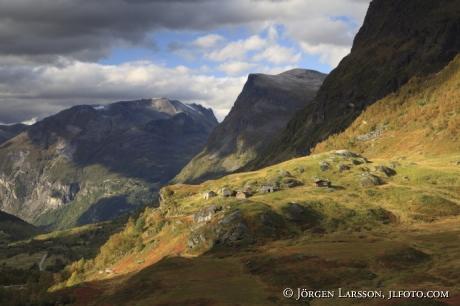 Cottage close to Gejranger Norway