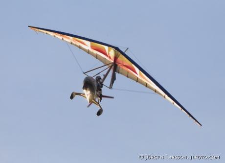 Hobbyflygplan  Trike  Södermanland