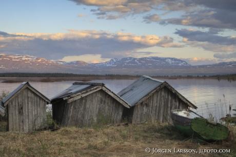 Ånnsjön Jämtland Sverige