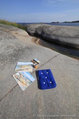 Klåvskär Misterhults skärgård Småland Sverige